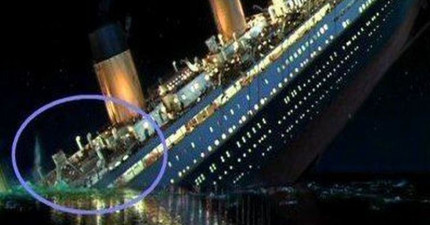 《鐵達尼號》已經讓你哭20次了,但這19個電影的明顯破綻可能會讓你下次哭不出來!
