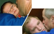 因為想要報答他們母親,他們重拍了這一系列尷尬小時候照片送給她。