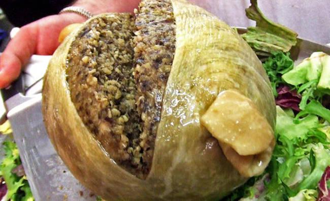 32種全球最稀奇古怪的食物。只有膽子超大的人才敢嘗試!