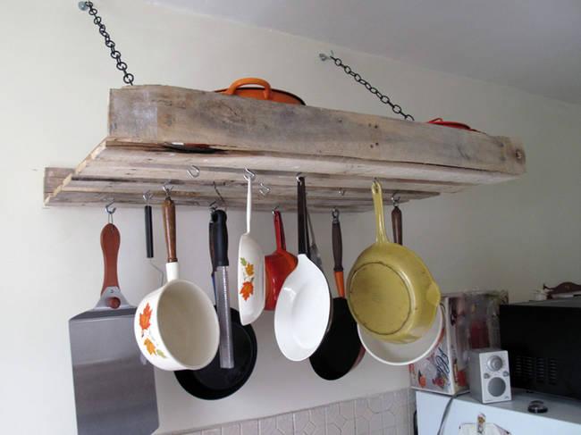 14個用別人不要的木棧板就可以做出的精美家具。