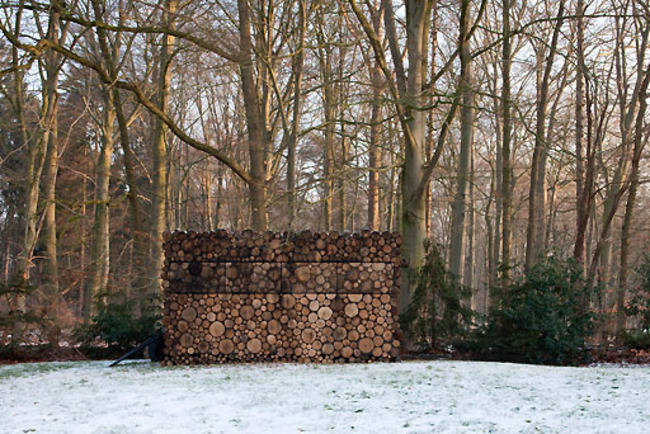 The Woodpile Studio, The Netherlands