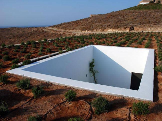 Aloni House, Greece