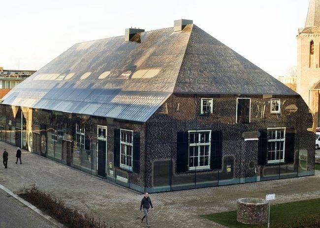 Glass Barn, The Netherlands