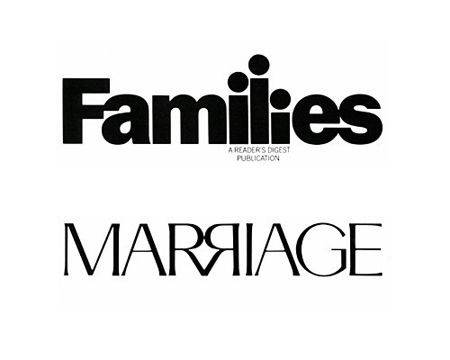 Families / Marriage