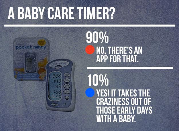 寶寶看護計時器?