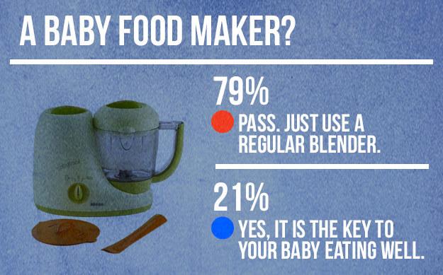 嬰兒副食品調理機?