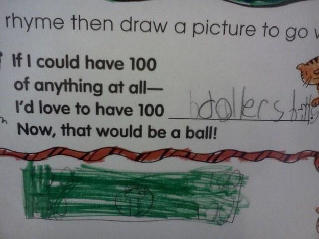20個小孩的超詭異爆笑夢想,會告訴你大人真的都沒什麼想像力。