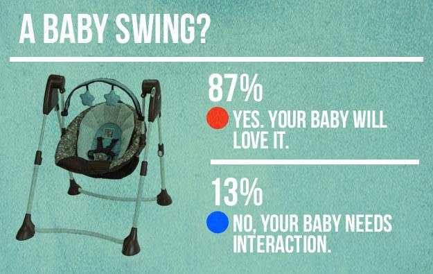 嬰兒鞦韆椅?