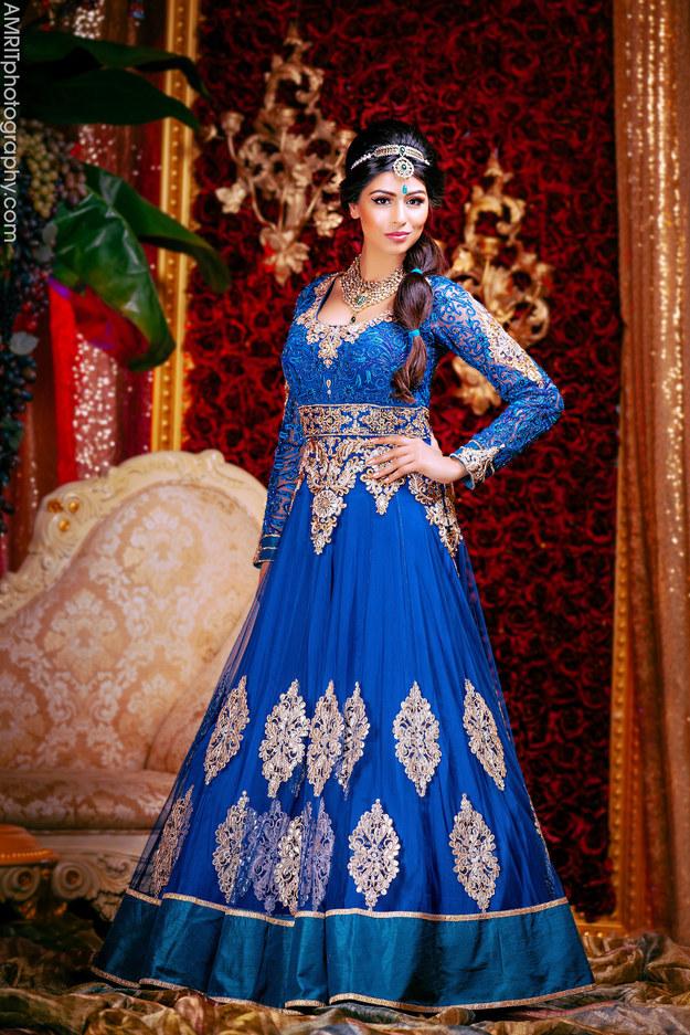 9張絕美照片證明印度美女才是最有魅力的迪士尼公主。