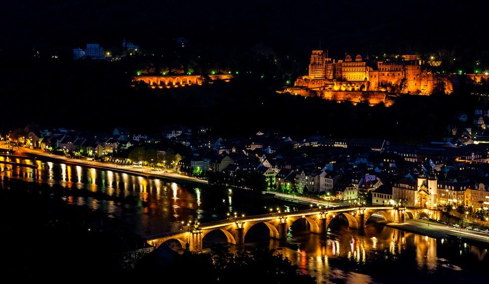 德國的海德堡 (Heidelberg)