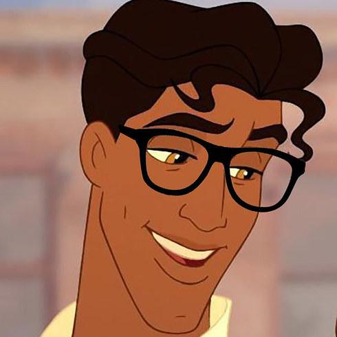 你可能沒有想過,但戴上眼鏡的迪士尼男主角們都帥氣大升級!