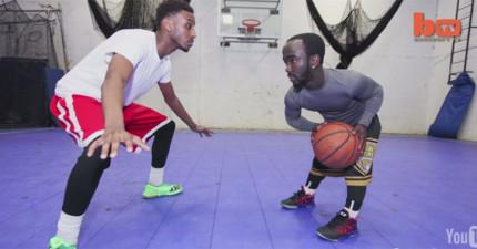 全世界都認為打籃球一定要長得高,但讓這名只有134cm的侏儒症籃球員推翻那想法!