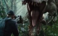 《侏羅紀公園4》最新預告,人類將和恐龍並肩對抗變種恐龍?!