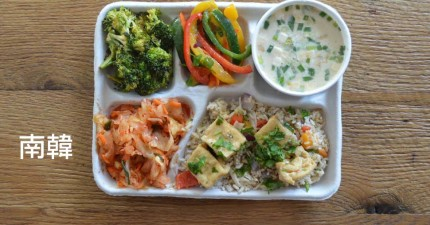 10個世界各地學生的營養午餐 義大利的孩子是在吃米其林大餐嗎?!