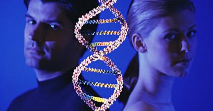 如果不想要你的未來老婆劈腿的話,結婚前先去查查她的DNA吧!