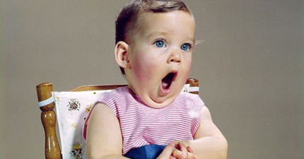 研究顯示:不要再用牙牙兒語跟小孩子說話了!應該用「正確」的方式溝通。