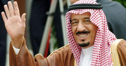 沙烏地阿拉伯新國王上任後,他在加冕禮做的事情會讓你想要馬上移民過去!