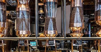 你肯定很喜歡星巴克,但這全世界最大的星巴克咖啡廳會讓你再更愛它!