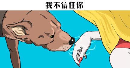 狗狗「會分辨好人、壞人」 研究:若你不值得信任,狗狗可是會記舊帳的喔