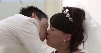 他的新娘在婚禮前陷入昏迷,但新郎卻決心苦等下去。8年後,所有在場的婚禮賓客都淚流滿面。
