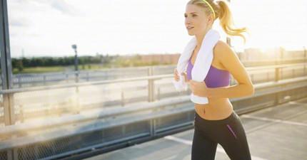 研究顯示:慢跑絕不是越多越好,超過「最適當頻率」可能反而造成傷害!