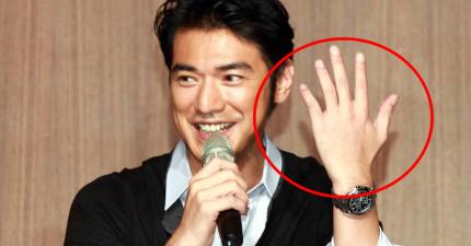 科學家找到了驚奇的發現:只要看一個男人的手指就可以看出他會不會對女生好。