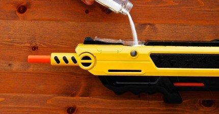 不要小看這把鹽巴散彈槍,它的強大功能會讓你想要立刻出去買一把!