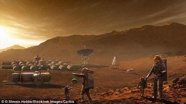 火星計畫將在2025年將人類送上火星殖民地...但登陸者卻會在68天後全數死亡?
