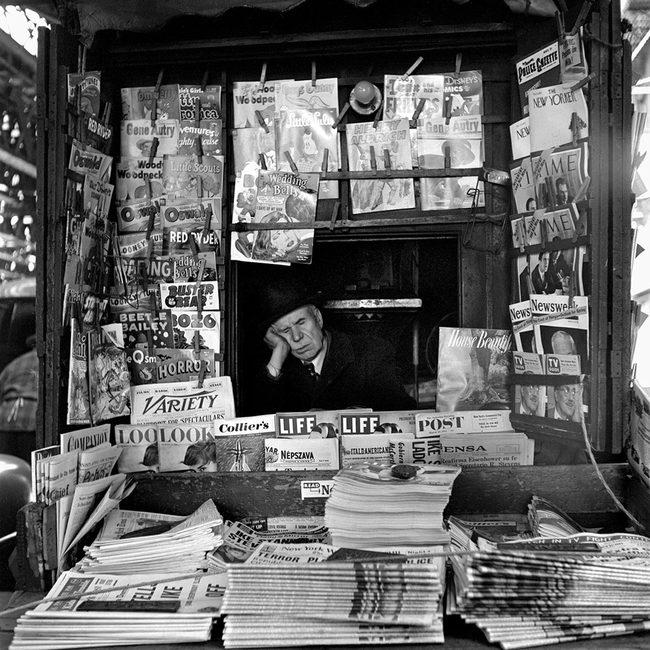 這位保母一生攝影夢懷才不遇,直到死後她裝滿底片的盒子才揭露了絕美街拍作品!