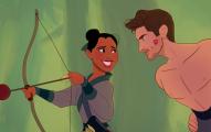 這些迪士尼主角怎麼長得不太一樣?原來是這位男友稱霸情人節最浪漫的禮物!