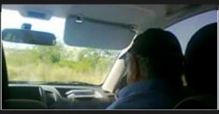 烏拉圭一名男子在路上一直等不到搭便車,沒想到停下車的居然是「世界最窮」的總統!