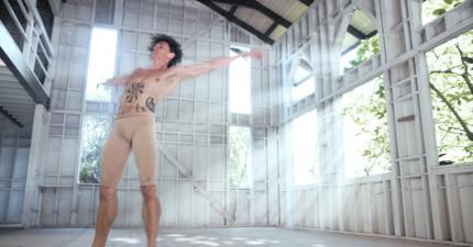 這個25歲男生完美的表演會讓你同時愛上芭蕾舞和男人。