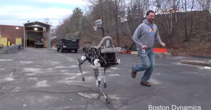 這可能是至今最像真的狗的機器狗「Spot」。他能做的事情有天會取代真的狗狗嗎?
