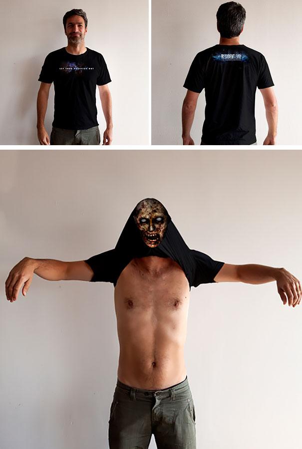 24件會讓你想燒掉你現有的所有T恤的創意破表衣服