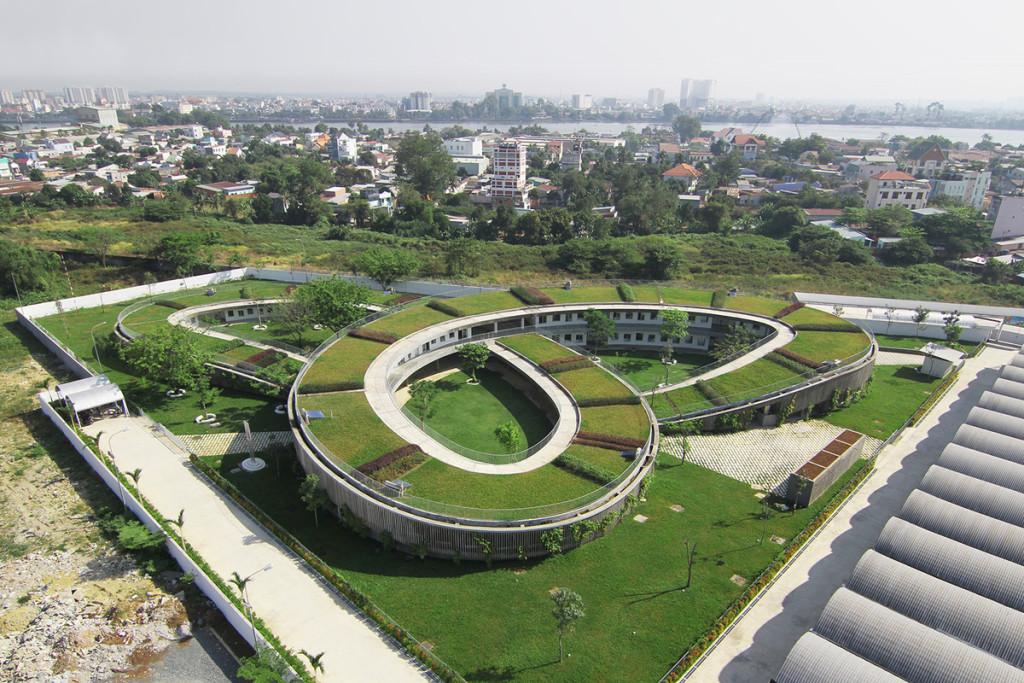 25座突破建築極限的「年度建築獎」獲獎作品,每一個看完都會讓你不想回家!