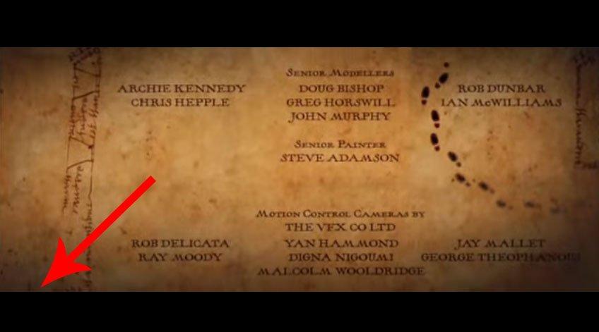 在哈利波特的第3集裡,有一個完全兒童不宜的小秘密,你有看到嗎?