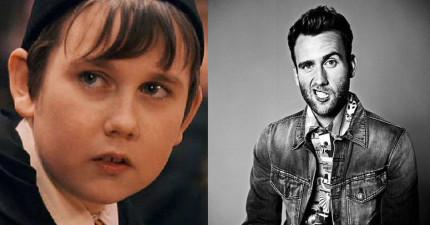 若你喜歡《哈利波特》奈威長大後的魅力帥樣,從今天起你可以每天都被他帥兩遍!