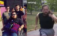 15年來醫生都已經放棄他了說他再也無法走路了,直到他發現到一種瑜伽讓他能再次跑跳!
