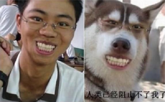他請網友把他的笑容PS得更好看,結果...