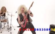 這首超級搖滾的歌曲MV裡頭的歌詞絕對讓你大吃一驚,聽完這首歌會讓你的數學變更厲害!