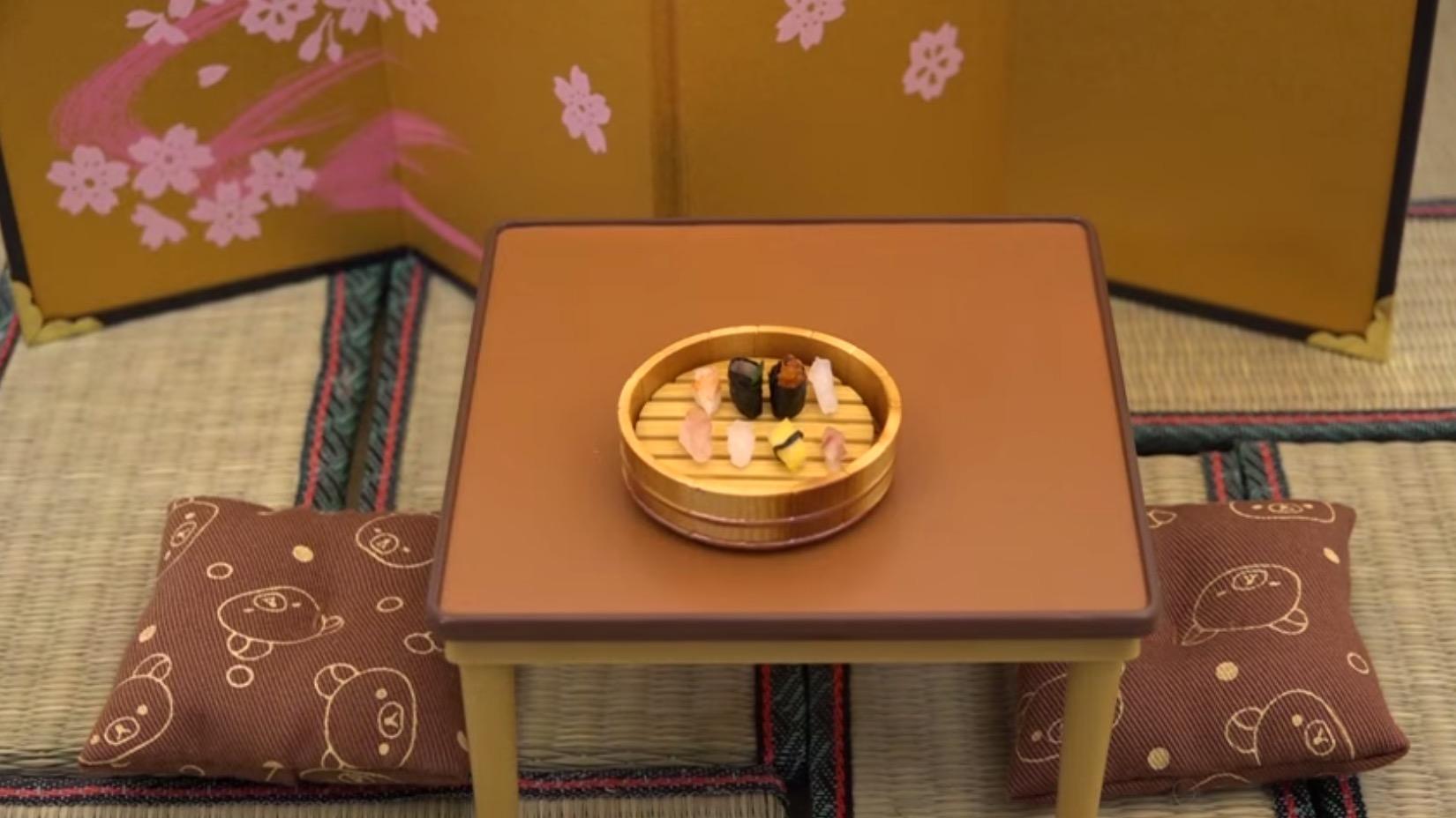 這個最豪華的壽司餐你就算吃100盤也絕對不會胖!