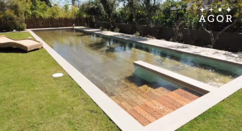 超酷游泳池