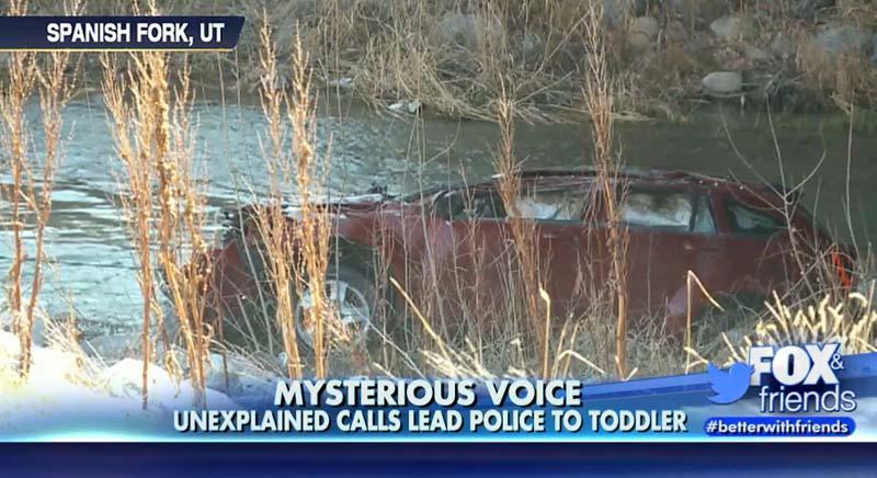 在急救人員搜救的過程中,他們一直聽到有個「女人呼叫救援」的聲音。然而,他們不知道這到底是誰的聲音,聽起來有些成熟、並不像是一個嬰兒。但他們確實聽到了同樣的聲音,一直喊著像是「幫幫我們!幫我!」的聲音。