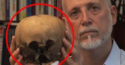 從沙漠找到的900年前異形頭顱,讓科學家開始懷疑他們以為自己所知道的一切。