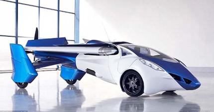 別再買普通車子了!到了2017年,我們就可以開這台不只可以在天空飛翔,而且還會自動駕駛的超級汽車。