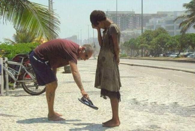 27個人所做的日常善行,會讓你看到世界其實是很美好的。