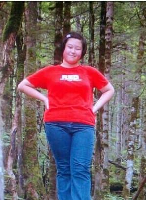 這位女孩在9個月瘦了47公斤變身驚艷美人,所有同學都看得都流下了口水!