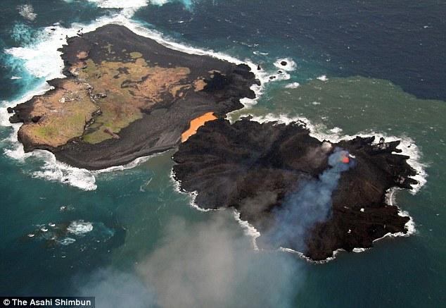 火山學者也表示,在火山噴發時,這裡石頭的溫度可以高達攝氏1000度。