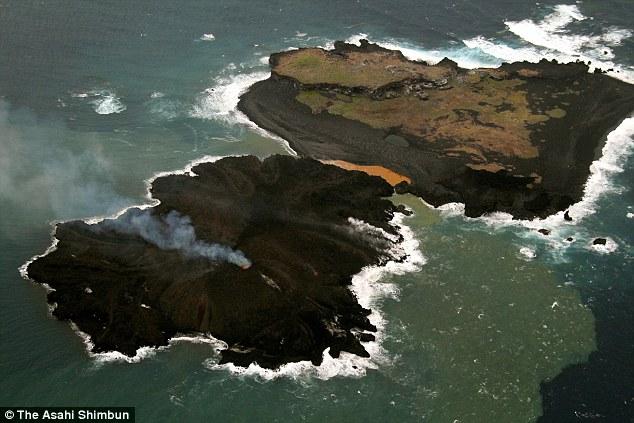 日本海巡署表示,這個陸地的面積已經是東京巨蛋的52倍大了,未來也將會持續擴大。從然這個地帶也時常發生地震或是火山噴發,但很少有像這次這麼激烈。