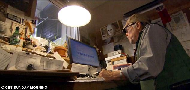 這名男子42年來的工作被堪稱是「全世界最寂寞的工作」。 你的工作絕對比他的有趣千倍!